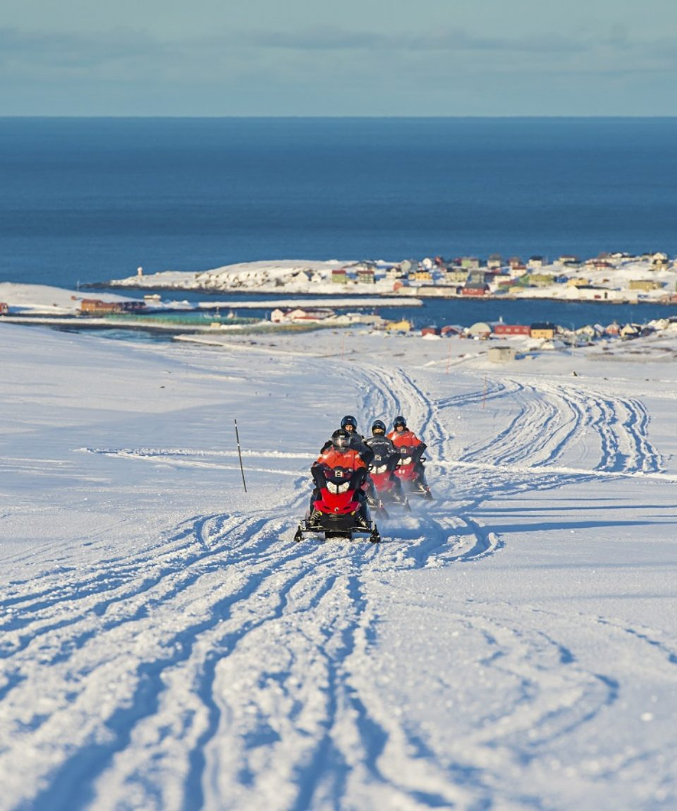 Arctic Coast AS Foto Ørjan Bertelsen