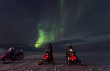 Arctic Coast AS Foto Ørjan Bertelsen - snowmobile