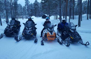 snowmobile - Finland