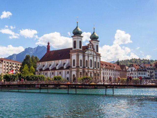 Luzern City Tour