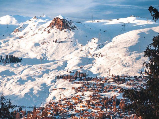 Verbier Ski Resort