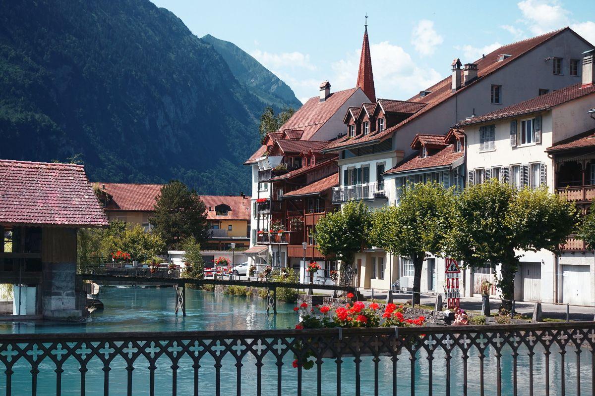 Pension Interlaken